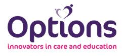 Options Autism logo